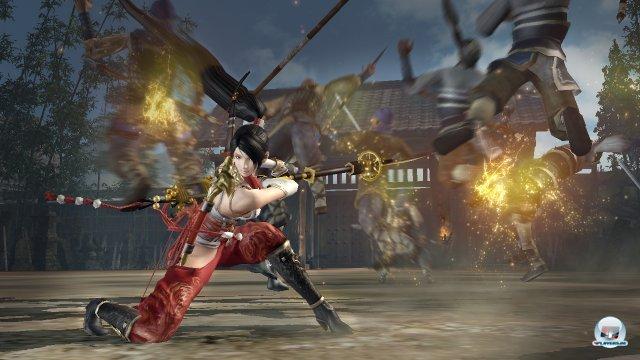 Screenshot - Warriors Orochi 3 (Wii_U) 92418612