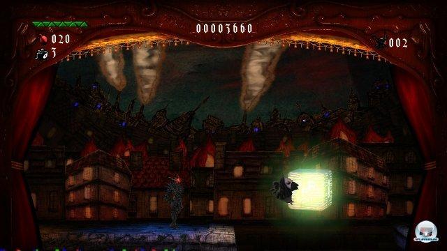 Suda 51 lebt mit Black Knight Sword sowohl seine Vorliebe für Retro-Spiele und ungewöhnliches Design aus.