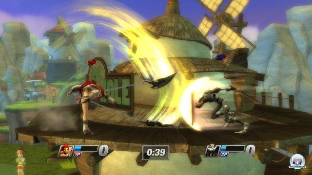 Screenshot - PlayStation All-Stars: Battle Royale (PlayStation3) 2397092