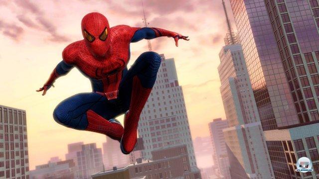 Screenshot - The Amazing Spider-Man (360) 2360047