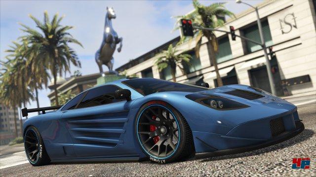 Der Supersportwagen Progen GP1