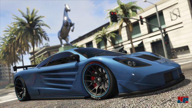 Screenshot - Grand Theft Auto 5 (PC)