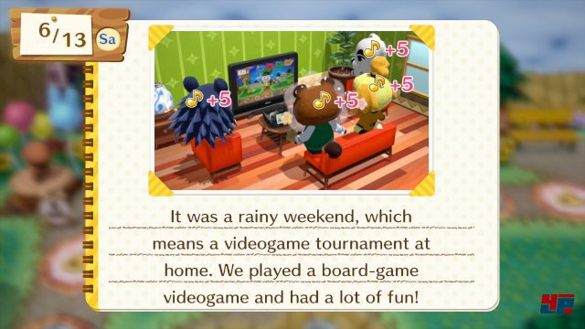 Screenshot - Animal Crossing: amiibo Festival (Wii_U) 92507443