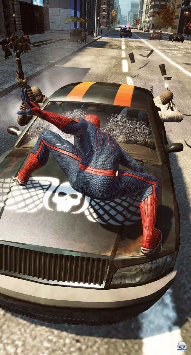 Screenshot - The Amazing Spider-Man (360) 2361582