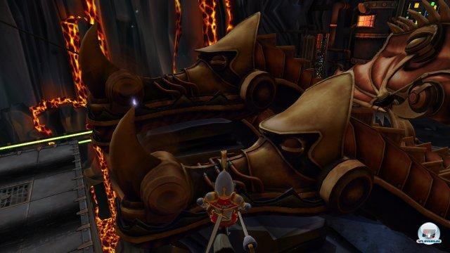 Screenshot - Sly Cooper: Jagd durch die Zeit (PlayStation3) 2359472