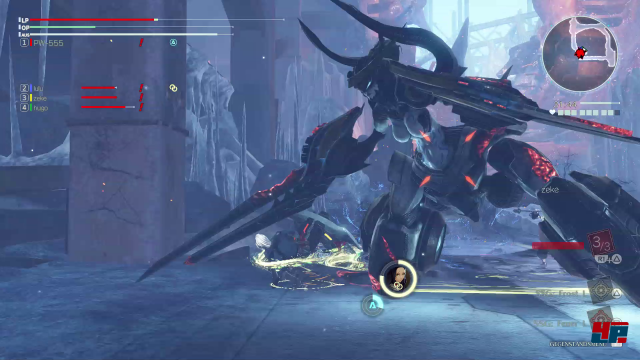 Screenshot - God Eater 3 (PS4) 92582124