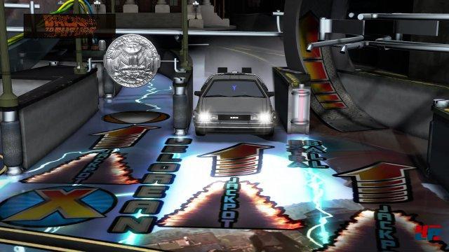 Screenshot - Universal Classics Pinball (PC)