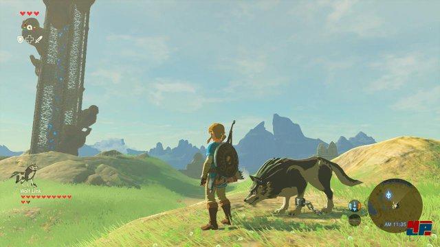 The Legend of Zelda: Breath of the Wild erscheint im März 2017 zeitgleich für Wii U und Nintendo NX.