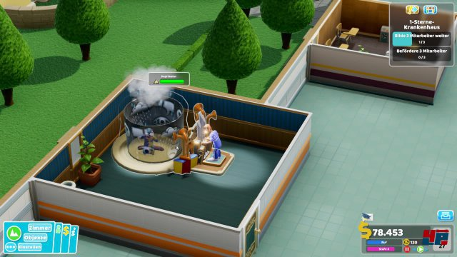 Screenshot - Two Point Hospital (PC) 92573113