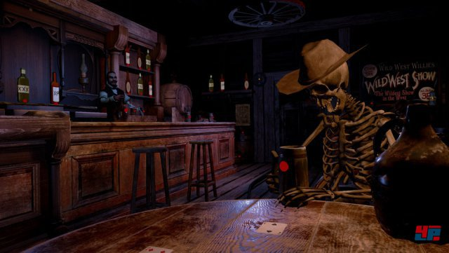 Screenshot - Ghost Town Mine Ride & Shootin' Gallery (HTCVive)