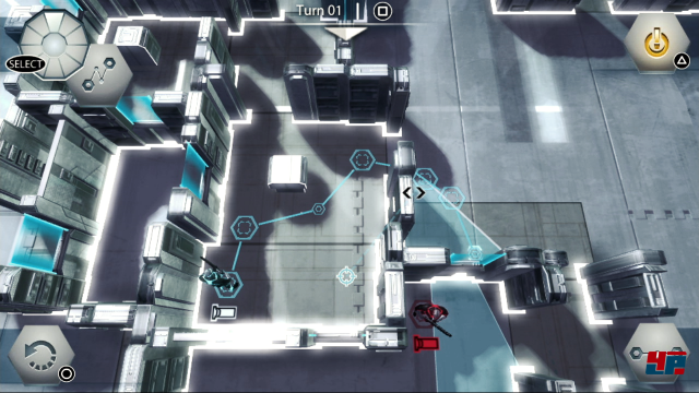 Screenshot - Frozen Synapse: Tactics (PlayStation3)