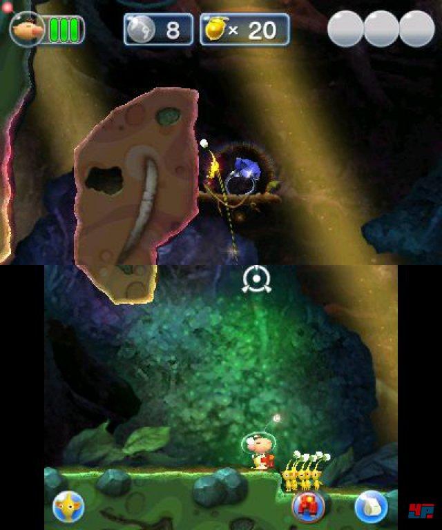 Screenshot - Hey! Pikmin (3DS) 92550119