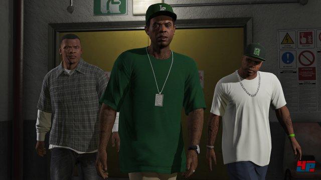 Screenshot - Grand Theft Auto 5 (PlayStation4) 92495196