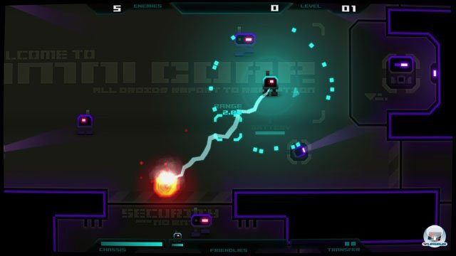 Screenshot - Droid Assault (PC)