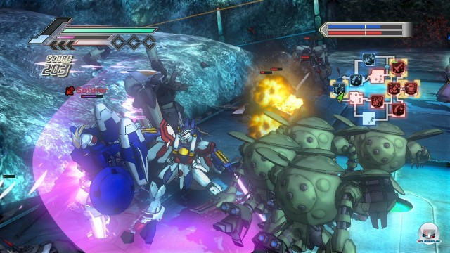 Screenshot - Dynasty Warriors: Gundam 3 (360) 2224323