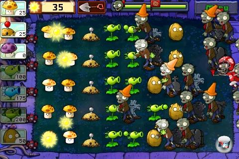 Plants vs. Zombies - Test, Strategie, iPhone - 4Players.de