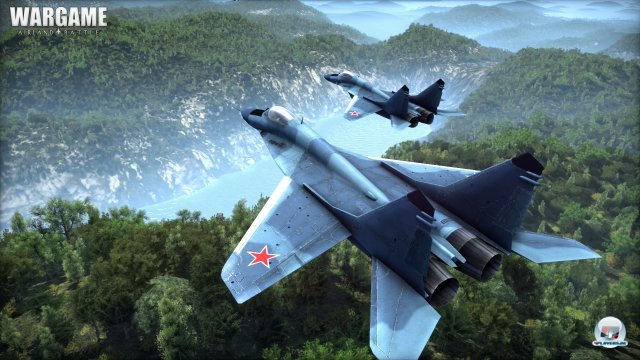 Screenshot - Wargame: AirLand Battle (PC) 92419237