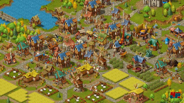 Screenshot - Townsmen (PC)