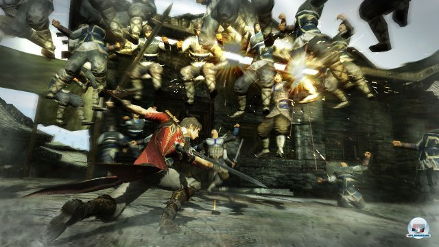 Screenshot - Dynasty Warriors 8 (PlayStation3) 92434227