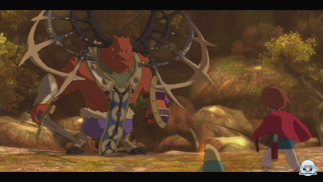 Screenshot - Ni No Kuni: Wrath of the White Witch (PlayStation3) 2361787