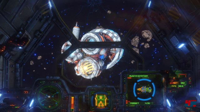 Screenshot - Rebel Galaxy Outlaw (PC) 92573137