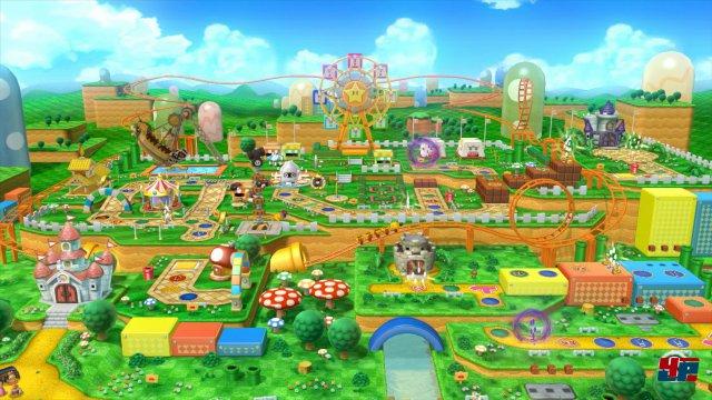 Screenshot - Mario Party 10 (Wii_U)