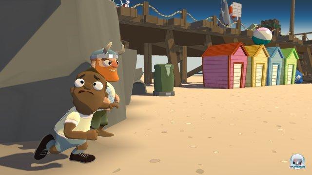 Screenshot - When Vikings Attack! (PlayStation3) 2393597