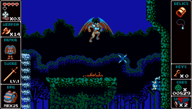 Screenshot - Odallus: The Dark Call (PC)