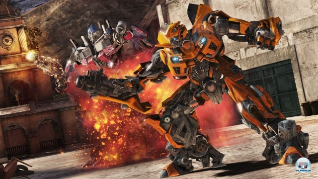 Screenshot - Transformers 3 (360) 2225439