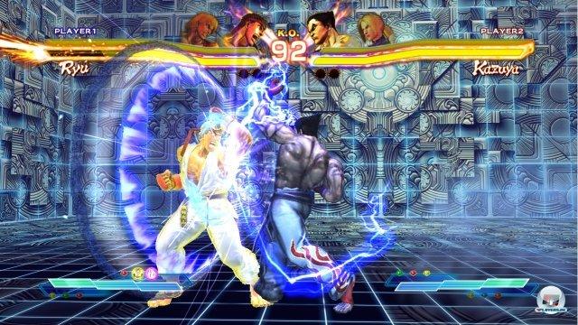 Screenshot - Street Fighter X Tekken (360) 2277387