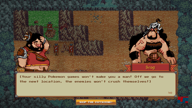 Screenshot - Crush Your Enemies (Linux) 92519196