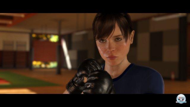 Die virtuellen Schauspieler werden klasse in Szene gesetzt.