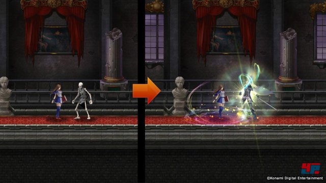 Screenshot - Castlevania: Grimoire of Souls (iPad) 92563737