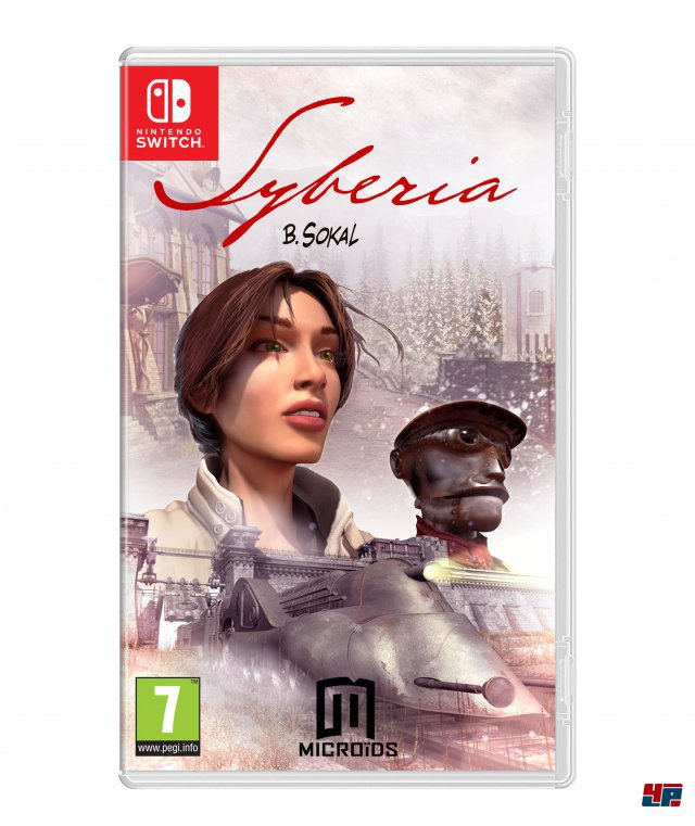 Screenshot - Syberia (Switch)