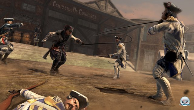 Screenshot - Assassin's Creed III: Liberation (PS_Vita) 2384462