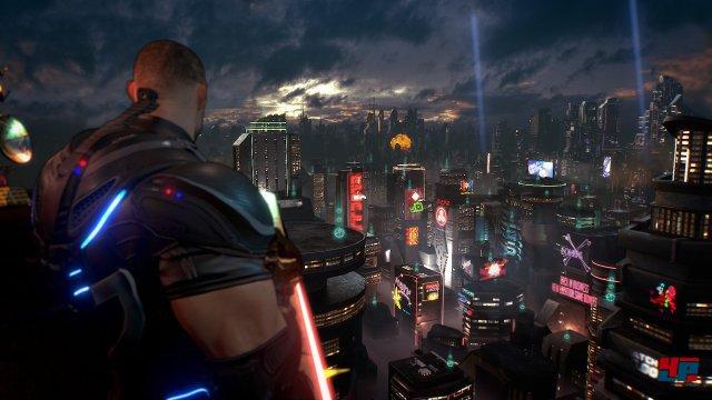 Screenshot - Crackdown 3 (XboxOne)