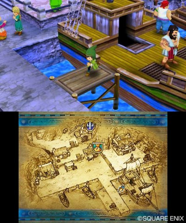 Screenshot - Dragon Quest VII (3DS) 92423042