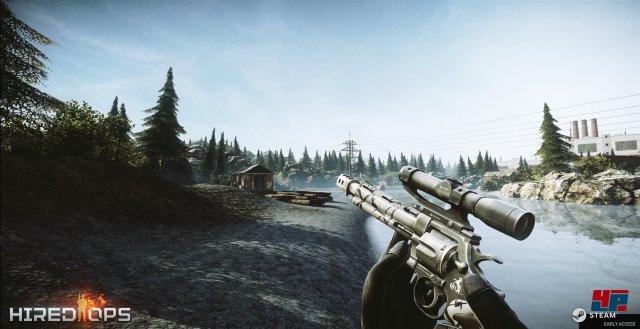 Screenshot - Hired Ops (PC)