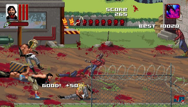 Screenshot - Dead Island: Retro Revenge (PS4)