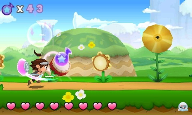 Screenshot - HarmoKnight (3DS)