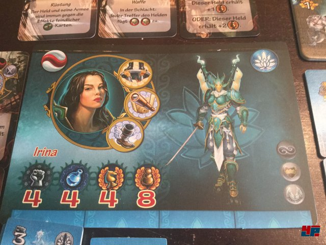 Screenshot - Might & Magic Heroes - Das Brettspiel (Spielkultur)