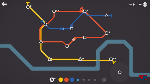 Screenshot - Mini Metro (PC)