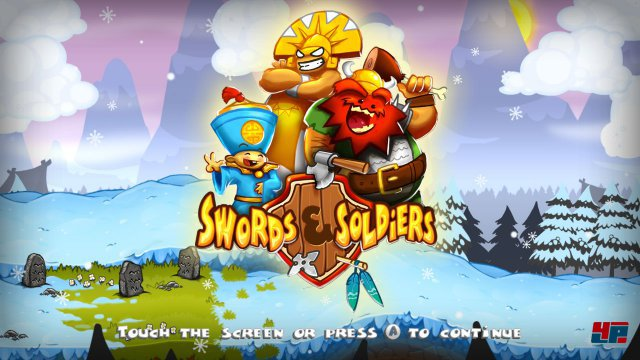 Screenshot - Swords & Soldiers (Wii_U)