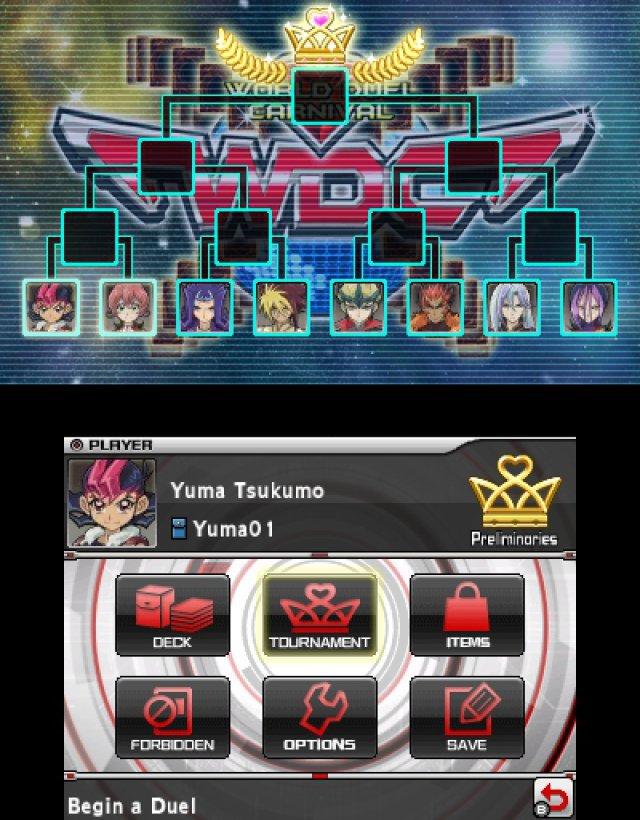 Screenshot - Yu-Gi-Oh! Zexal World Duel Carnival  (3DS) 92484610