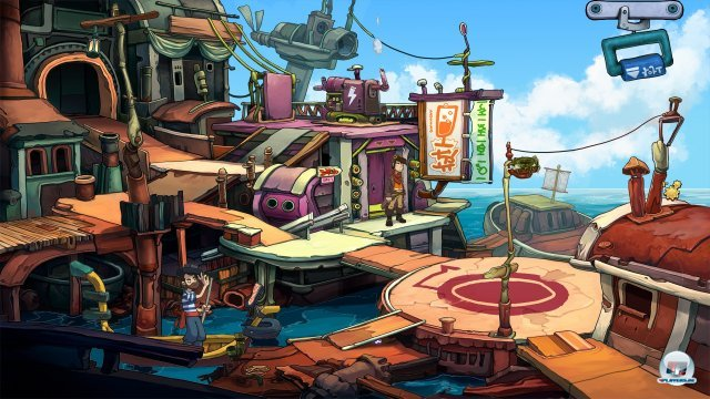 Screenshot - Chaos auf Deponia (PC)