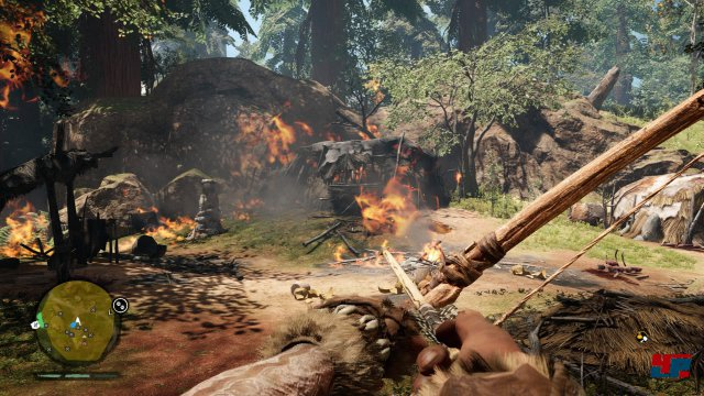 Screenshot - Far Cry Primal (PlayStation4) 92520645