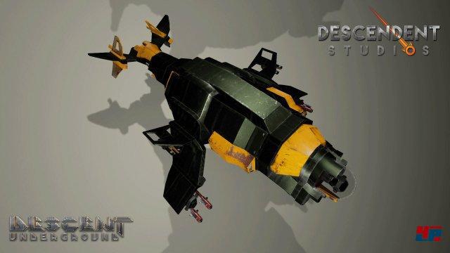 Screenshot - Descent: Underground (PC) 92501084