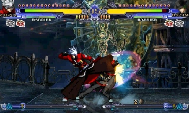 Screenshot - BlazBlue: Continuum Shift 2 (3DS) 2270157