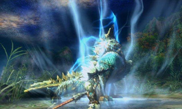 Screenshot - Monster Hunter 3G (3DS) 2285272