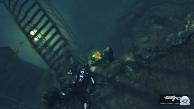 Screenshot - Deep Black (PC)